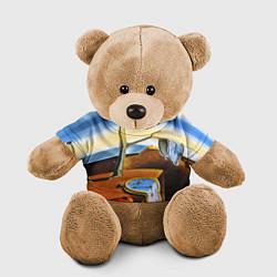 Игрушка-медвежонок Постоянство Памяти цвета 3D-коричневый — фото 1