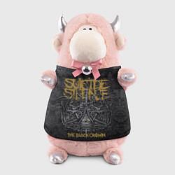Игрушка-бычок Suicide Silence: The Black Crown цвета 3D-светло-розовый — фото 1