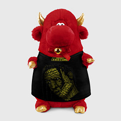 Игрушка-бычок ASAP Rocky: Testing цвета 3D-красный — фото 1