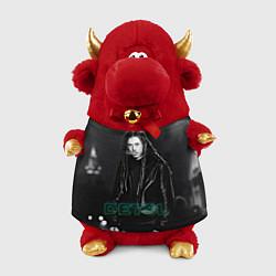 Игрушка-бычок Detsl цвета 3D-красный — фото 1
