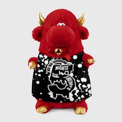 Игрушка-бычок Five Nights at Freddy цвета 3D-красный — фото 1