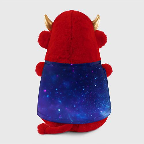 Игрушка-бычок Лев SWAG / 3D-Красный – фото 2