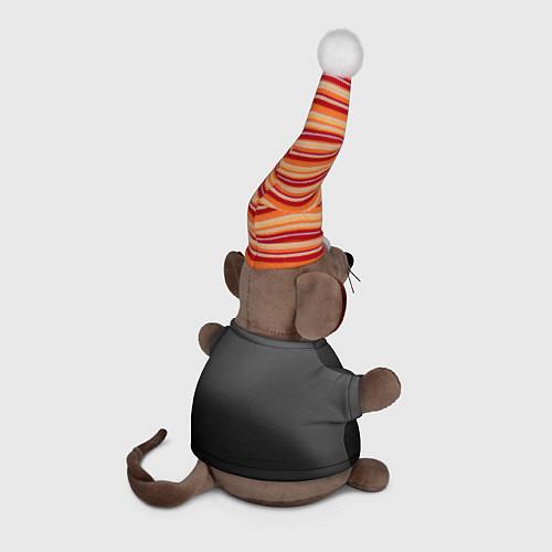 Игрушка-мышка Группа Кино / 3D-Серый – фото 2