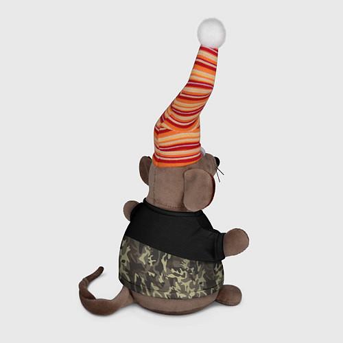 Игрушка-мышка FCK U: Camo / 3D-Серый – фото 2
