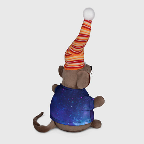 Игрушка-мышка Лев SWAG / 3D-Серый – фото 2
