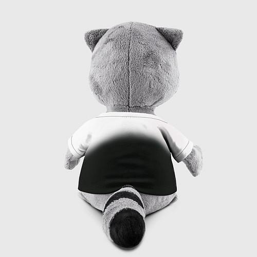 Игрушка-енот Пикник / 3D-Серый – фото 2