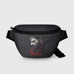Поясная сумка Metal Gear Solid цвета 3D-принт — фото 1