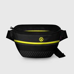 Поясная сумка FC Borussia 2018 Original #3 цвета 3D-принт — фото 1