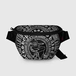 Поясная сумка Настоящий барбер цвета 3D — фото 1