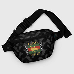 Поясная сумка GUSSI Style цвета 3D — фото 2