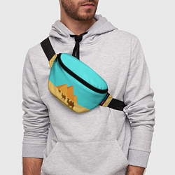 Поясная сумка Пирамиды Египта цвета 3D — фото 2