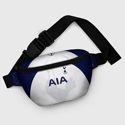 Поясная сумка ФК Тоттенхэм цвета 3D — фото 2