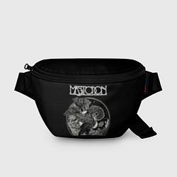 Поясная сумка Mastodon: Dark Witch цвета 3D — фото 1