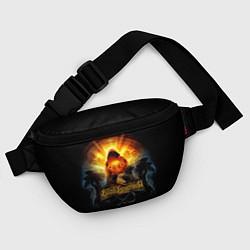 Поясная сумка Blind Guardian: Guide to Space цвета 3D — фото 2