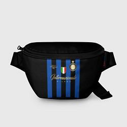 Поясная сумка Internazionale Milano цвета 3D-принт — фото 1