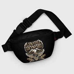 Поясная сумка Lynyrd Skynyrd цвета 3D — фото 2