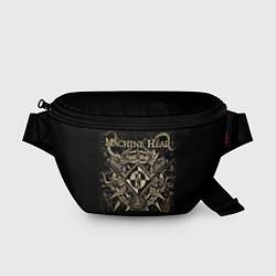 Поясная сумка Machine Head цвета 3D — фото 1