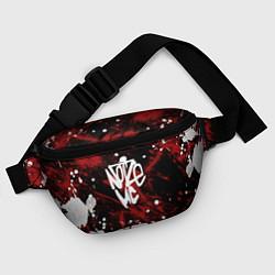 Поясная сумка Noize MC цвета 3D-принт — фото 2