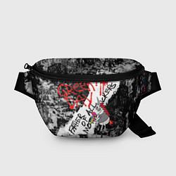 Поясная сумка Green Day - Father of All MF цвета 3D-принт — фото 1