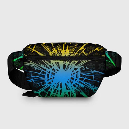 Поясная сумка BRAWL STARS LEON SKINS / 3D – фото 2