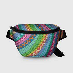 Поясная сумка Рамадан цвета 3D — фото 1