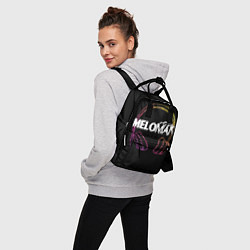 Рюкзак женский Meloman цвета 3D — фото 2
