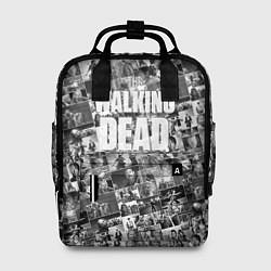 Рюкзак женский The Walking Dead цвета 3D — фото 1