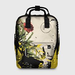 Рюкзак женский TOP: Chlorine цвета 3D — фото 1