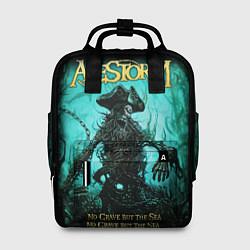 Рюкзак женский Alestorm: Death Pirate цвета 3D-принт — фото 1