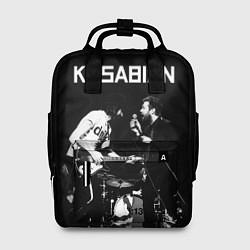 Рюкзак женский Kasabian Rock цвета 3D-принт — фото 1