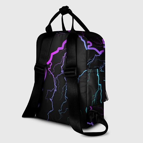Женский рюкзак BILLIE EILISH / 3D – фото 2