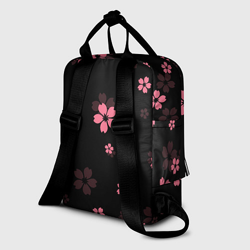 Женский рюкзак KIMETSU NO YAIBA / 3D-принт – фото 2