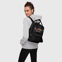 Рюкзак женский ЮЖНЫЙ ПАРК цвета 3D — фото 2