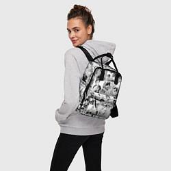 Рюкзак женский Haikyu цвета 3D — фото 2