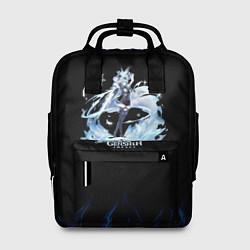 Рюкзак женский Genshin Impact - Eula цвета 3D-принт — фото 1