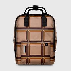Женский рюкзак Шоколад