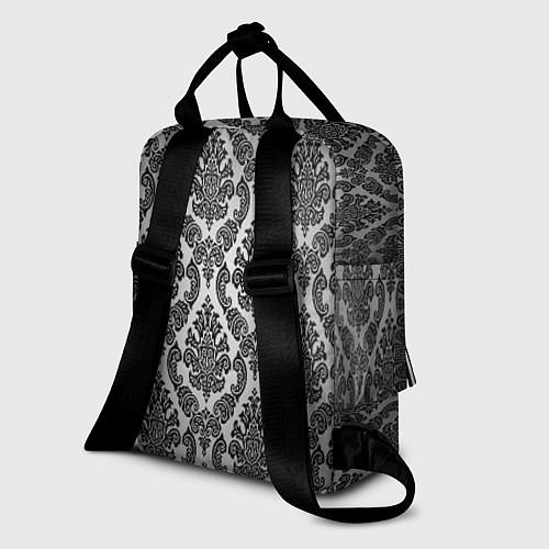Женский рюкзак Гламурный узор / 3D – фото 2