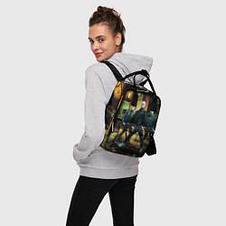 Рюкзак женский My chemical romance цвета 3D-принт — фото 2