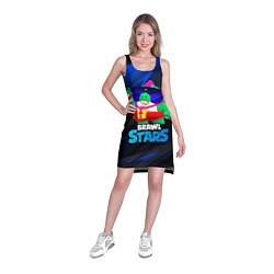 Туника женская Базз Buzz Brawl Stars цвета 3D-принт — фото 2