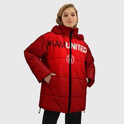 Куртка зимняя женская I am United - фото 2