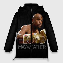 Куртка зимняя женская Floyd Mayweather - фото 1