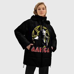 Куртка зимняя женская АлисА: Коловрат цвета 3D-черный — фото 2