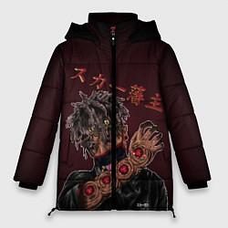 Куртка зимняя женская SCARLXRD: Dark Man - фото 1