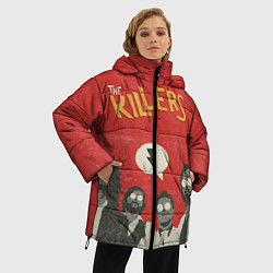 Куртка зимняя женская The Killers - фото 2