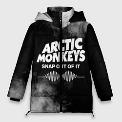 Куртка зимняя женская Arctic Monkeys - фото 1