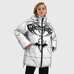Куртка зимняя женская Ghostemane цвета 3D-черный — фото 2