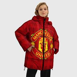 Куртка зимняя женская Manchester United - фото 2