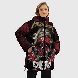 Куртка зимняя женская Metallica: XXX - фото 2