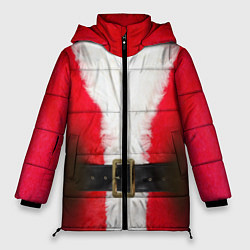 Куртка зимняя женская Дед мороз - фото 1