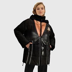 Куртка зимняя женская Костюм шерифа - фото 2